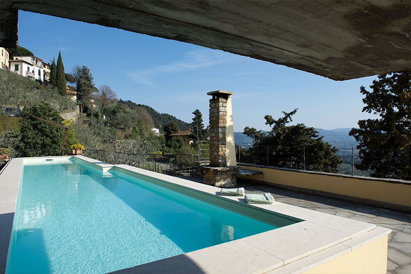 Modern Villa <br>With Pool and Amazing View