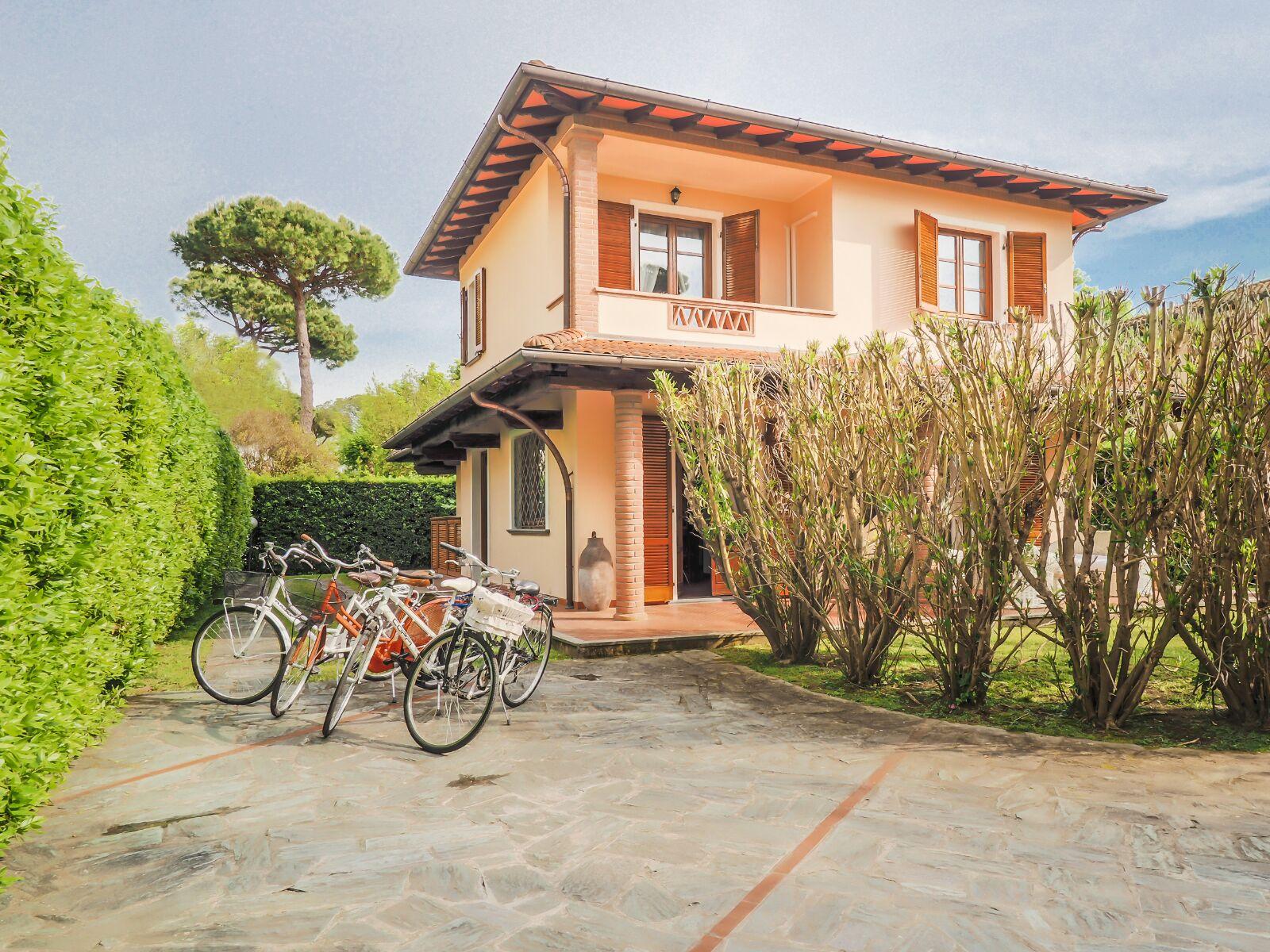 Villa con Giardino e Veranda