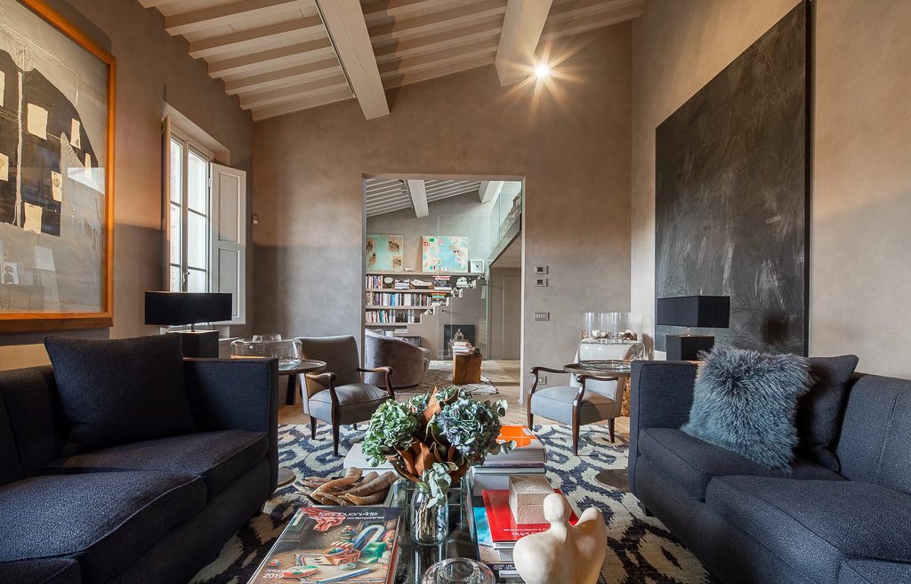 Oltrarno Penthouse