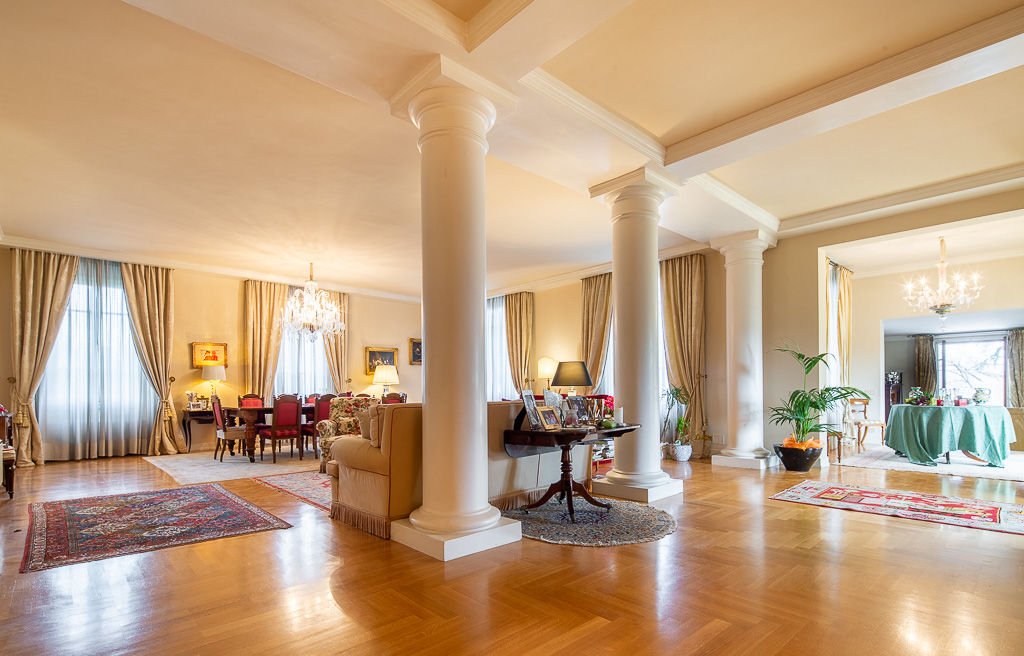 Apartment in Villa Michelangelo