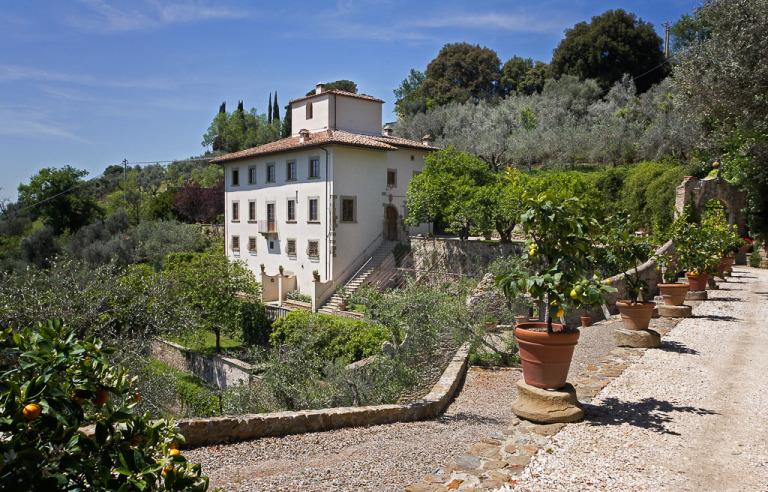 Villa<br>Storica del 15°sec