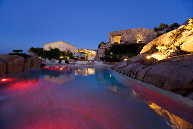 Luxury Villa <br>In Porto Cervo