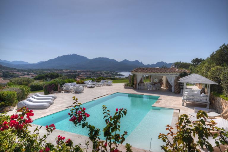 Costa Smeralda Sea Front Villa
