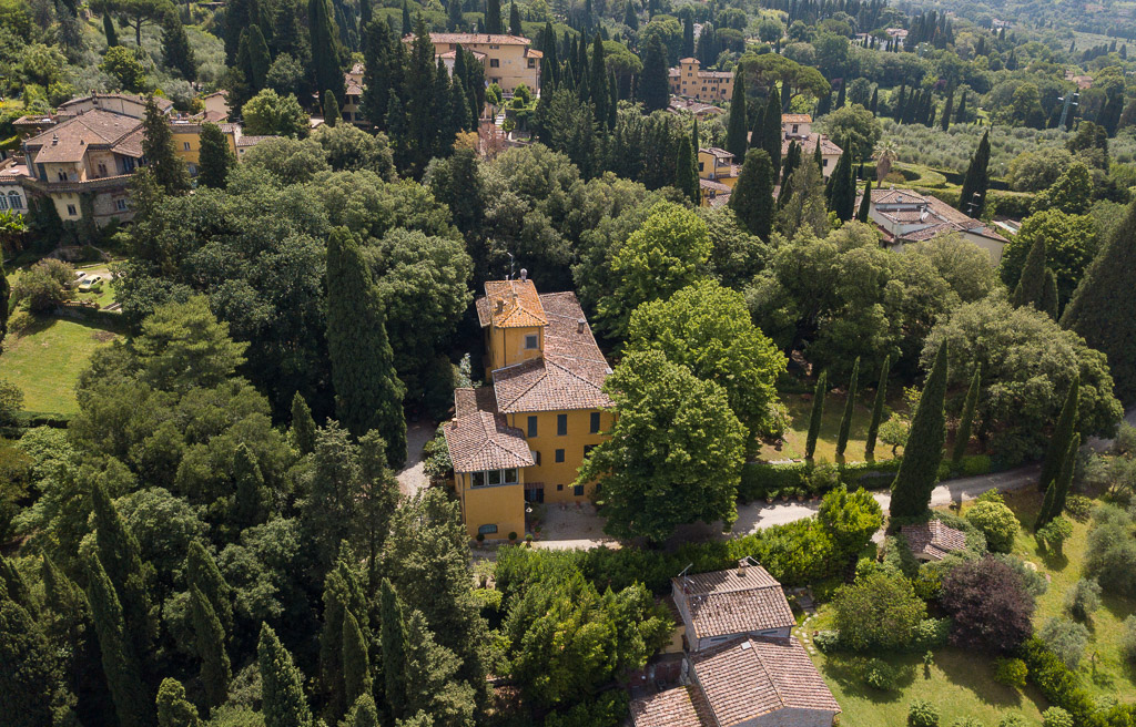 Villa<br>San Domenico