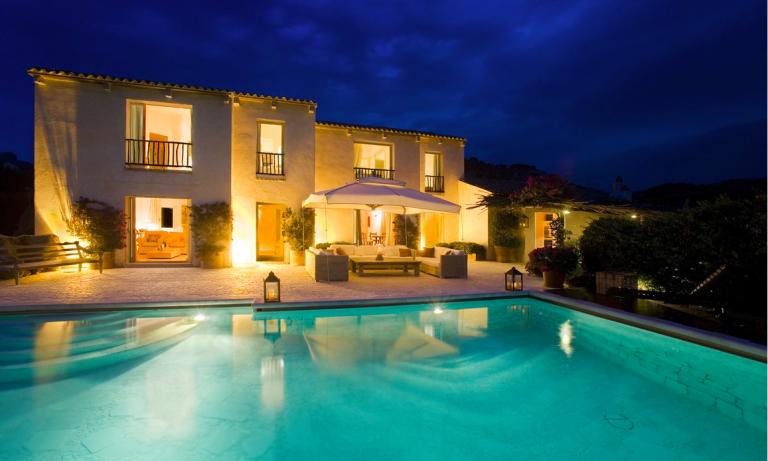 Villa<br>della Maddalena