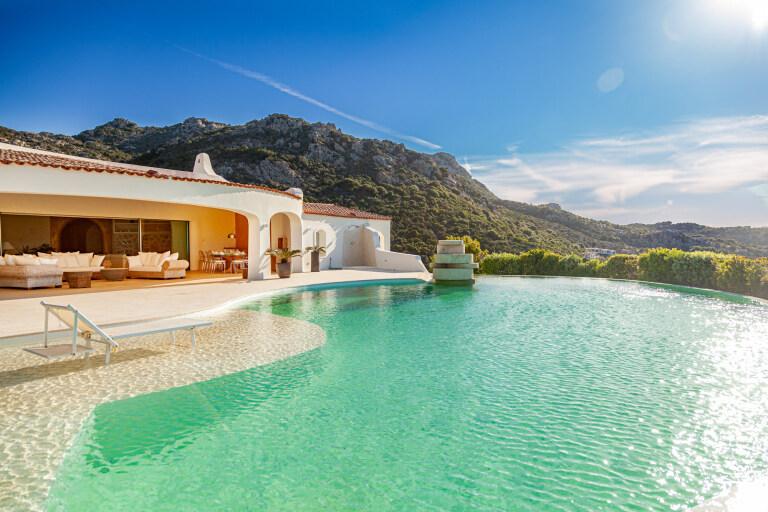 Modern Beach Front Villa