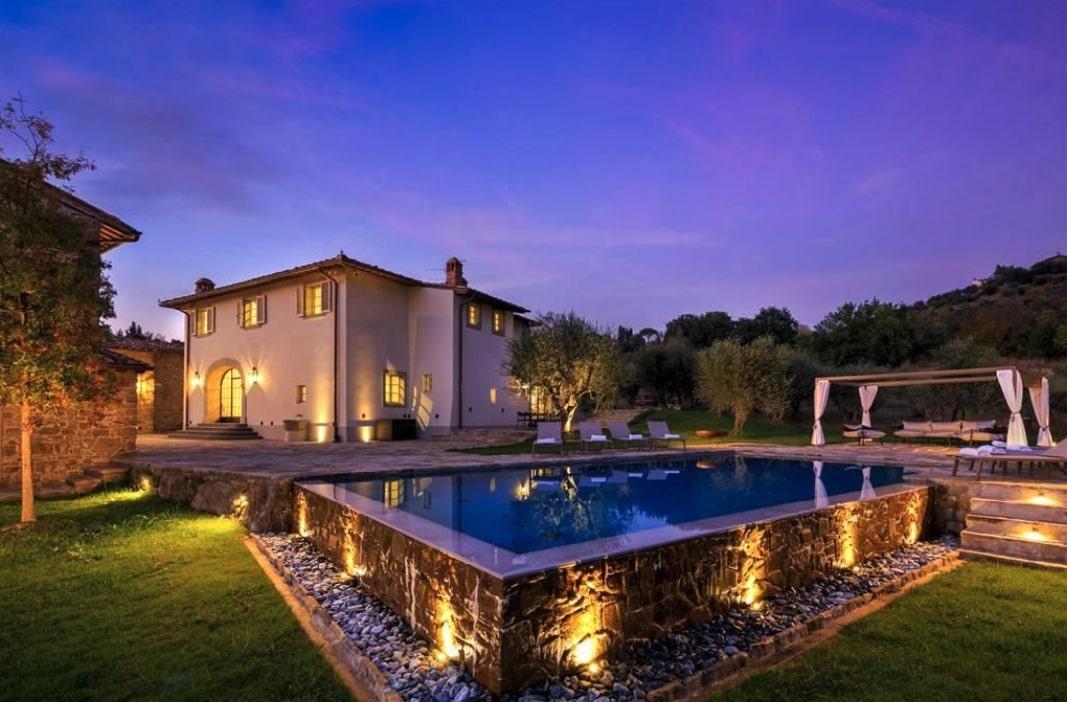 Esclusiva Villa in Pian dei Giullari