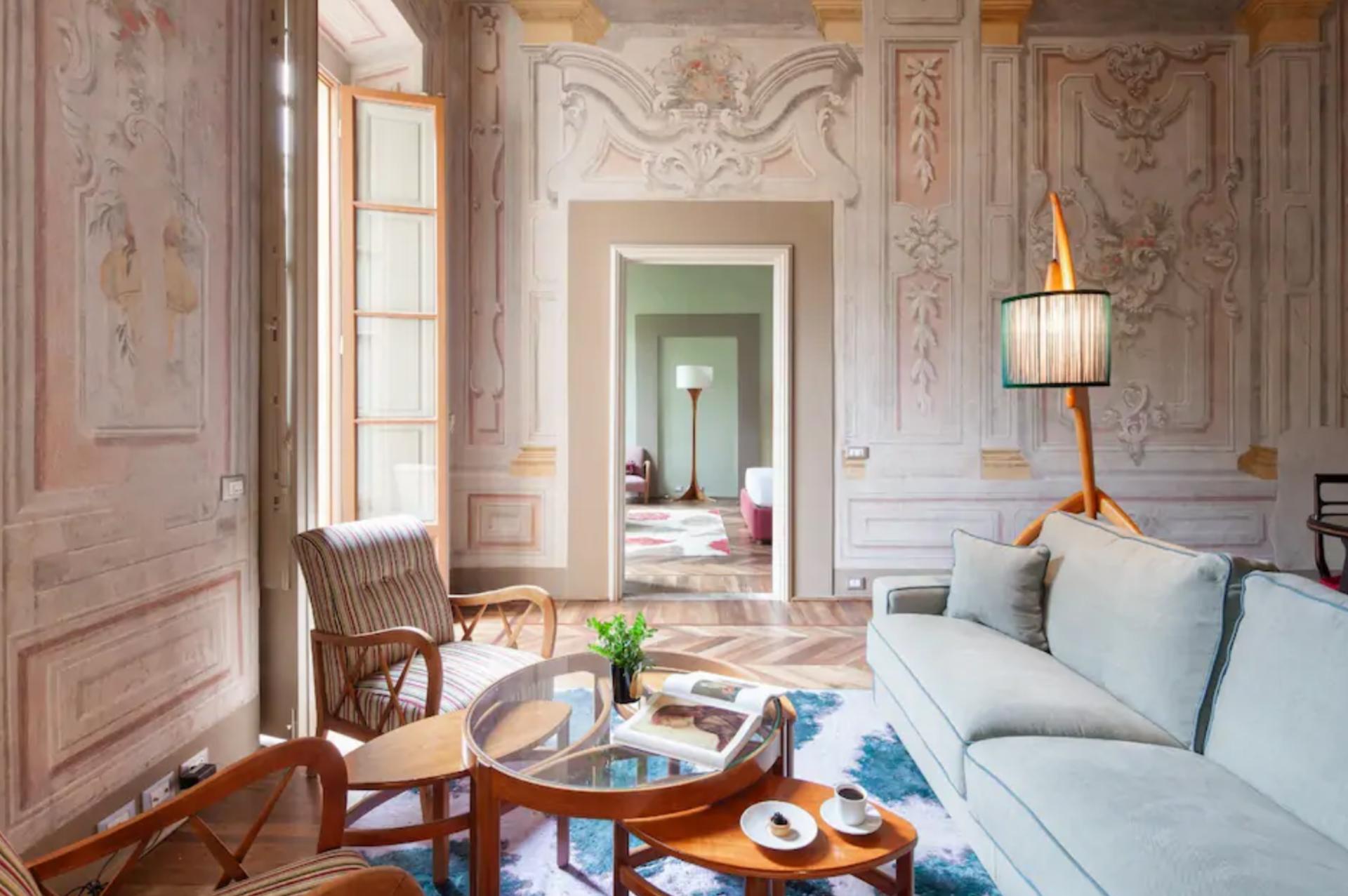 Santa Croce apartment with terrace