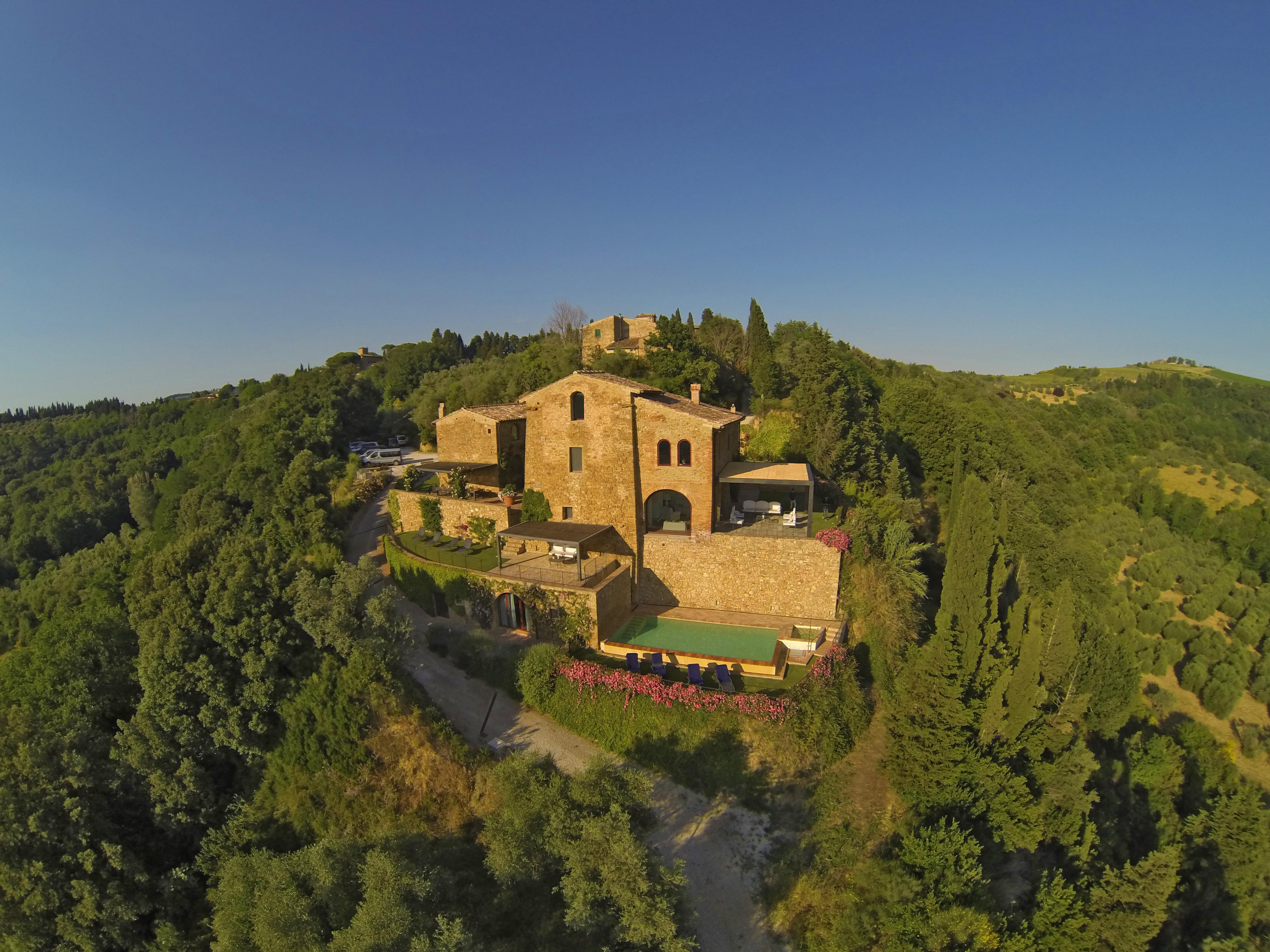 Villa<br>Torre in Chianti