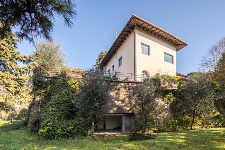 Villa <br>Bellosguardo