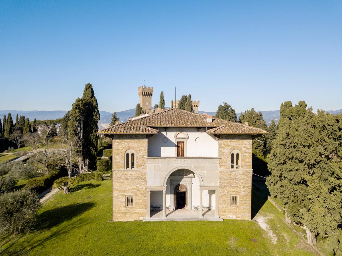 Historical Villa <br>in Pian dei Giullari