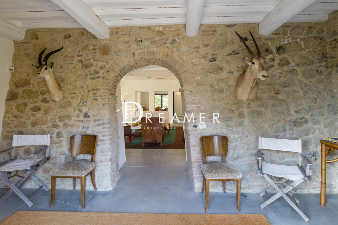 Luxury Country House <br>in Val D'Orcia
