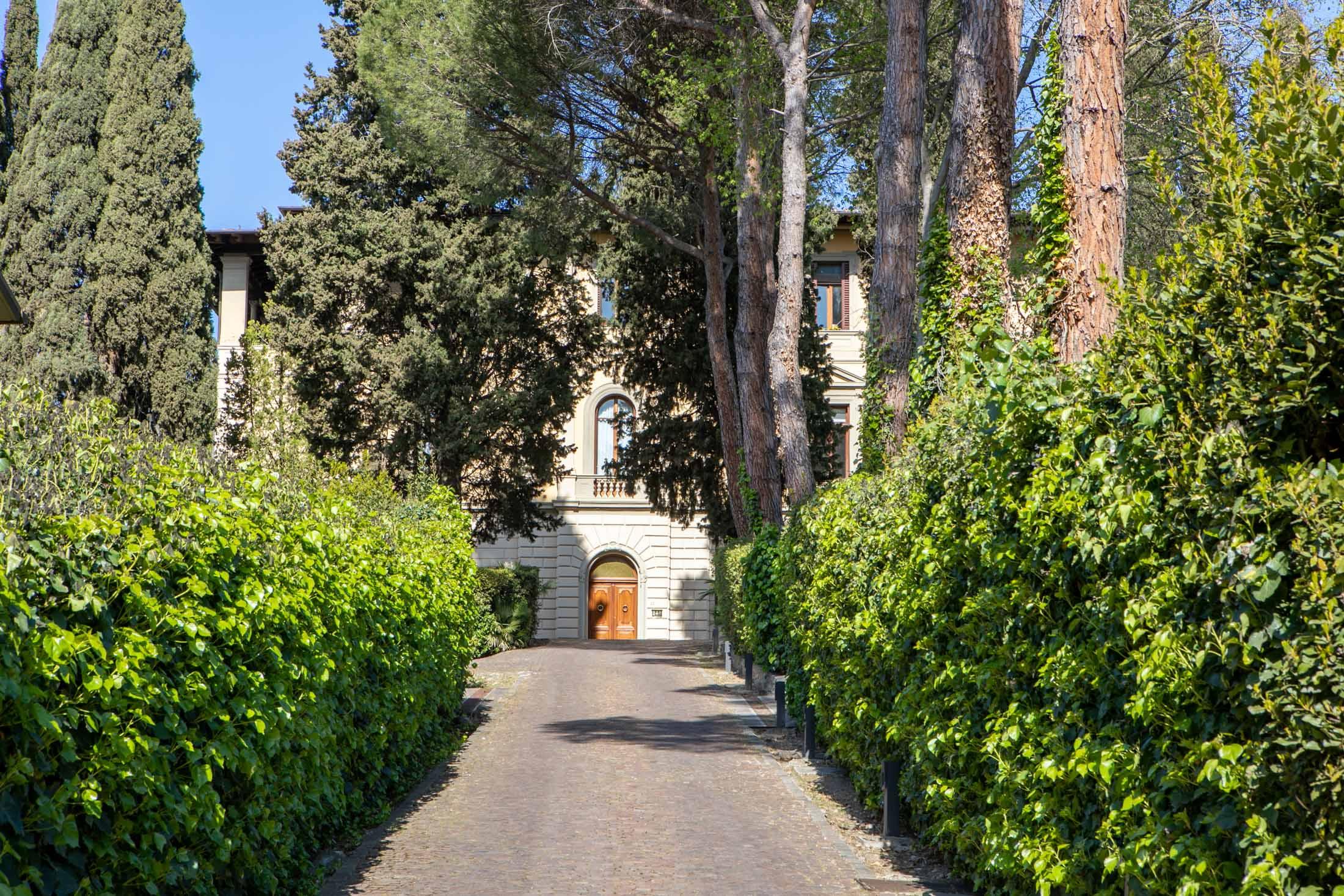 Elegante appartamento <br>in Villa
