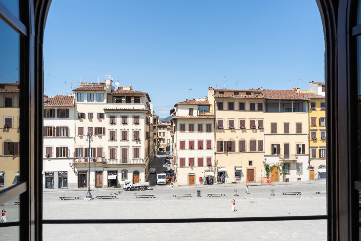 Santa Croce Apartment<br> with view