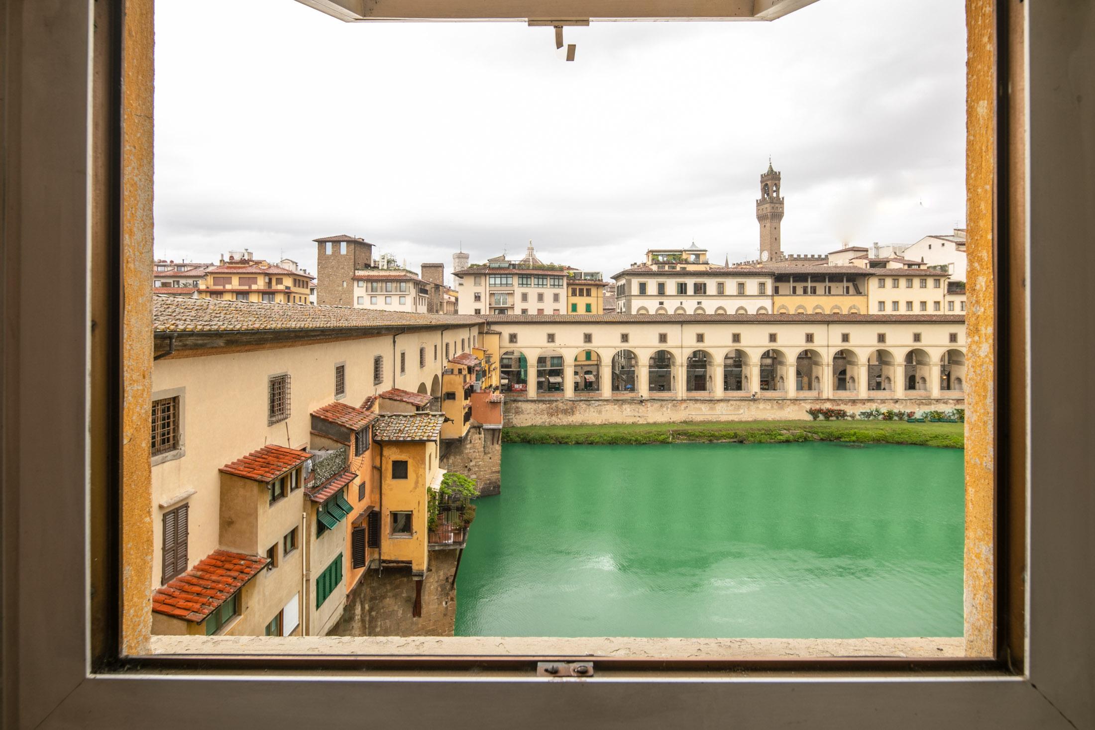 Appartamento<br> con vista sull'Arno