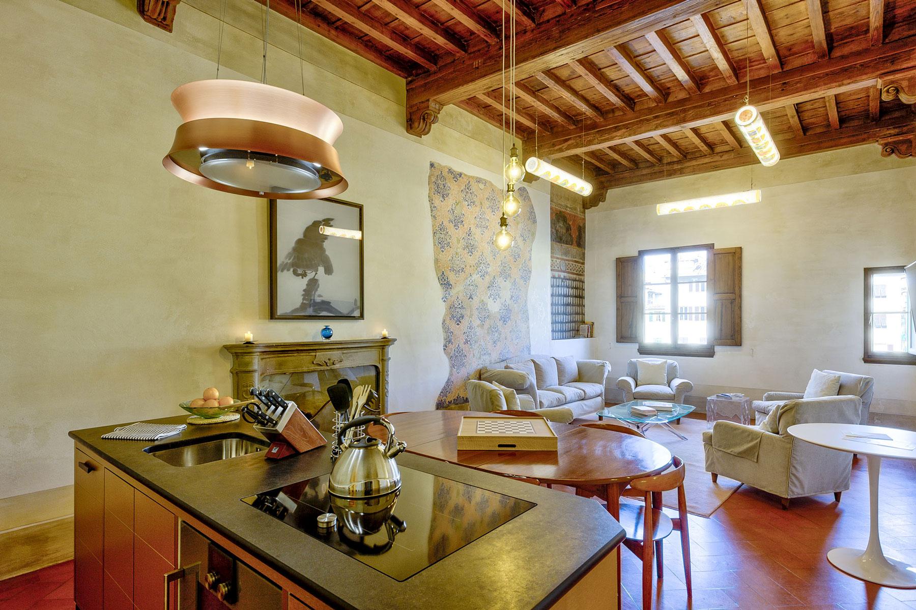 Apartment<br> in Santa Croce Square