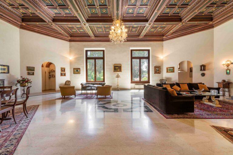 Appartamento <br>in Villa Storica