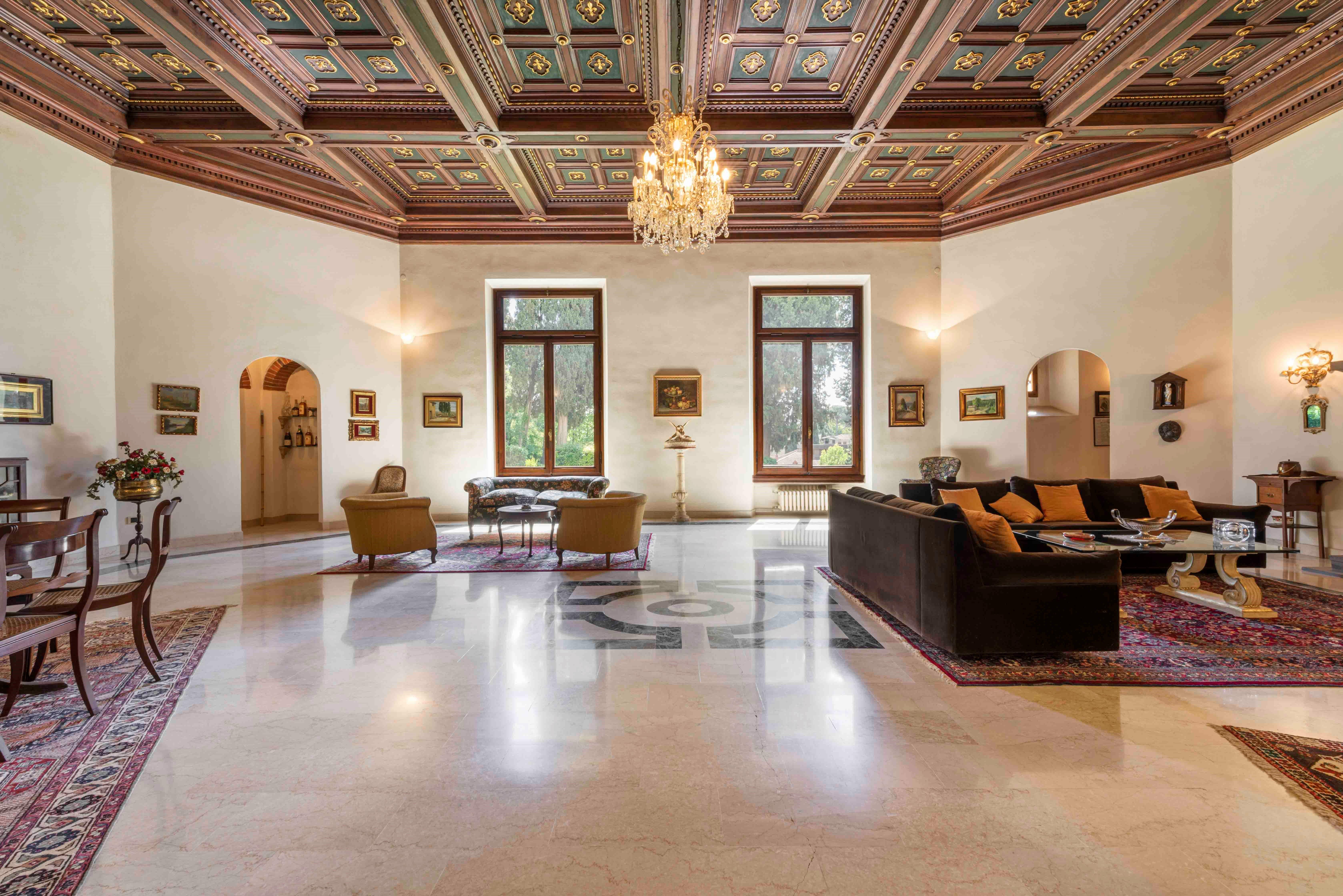 Apartment<br> in Historical Villa