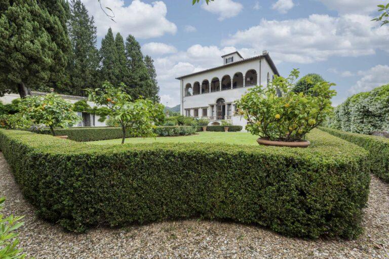 Luxury Apartment<br> in Villa, San Domenico