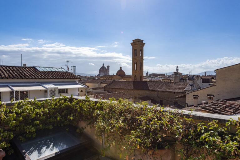 Attico con Terrazza<br> nel centro storico