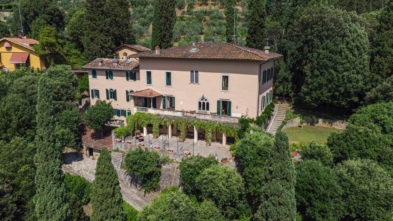 Prestigious Property<br> with view of Florence