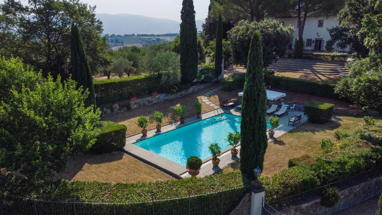 Prestigious Villa<br> in Impruneta